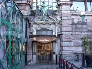 Café Opera i Stockholm 1